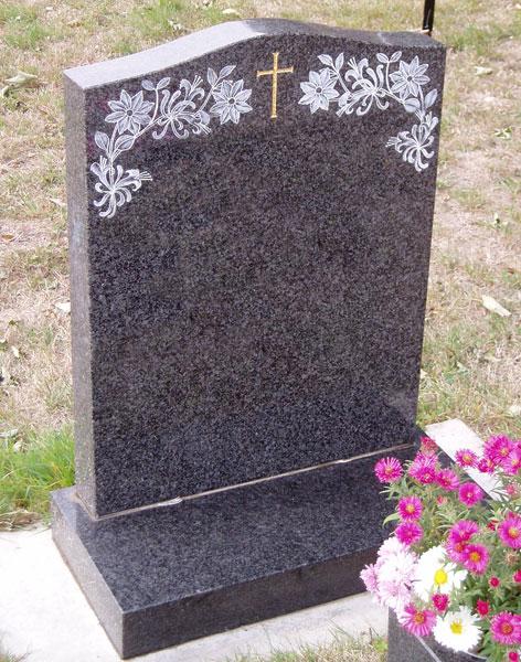 Granite Headstones Mildenhall Monumentals